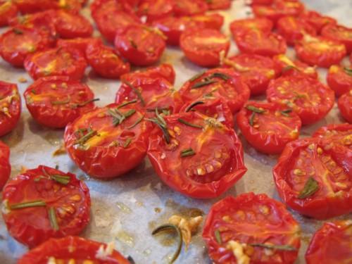 tomater i ovn